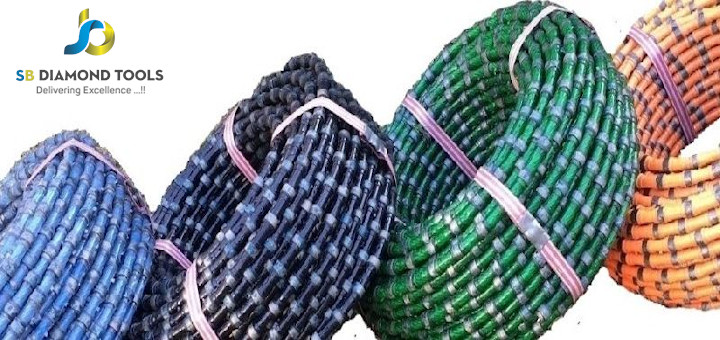 Diamond Wire Rope Manufacturers in India